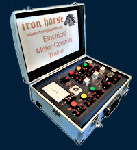 Electrical Controls Briefcase Trainer